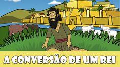 O rei Nabucodonosor passou 7 anos vivendo entre os animais