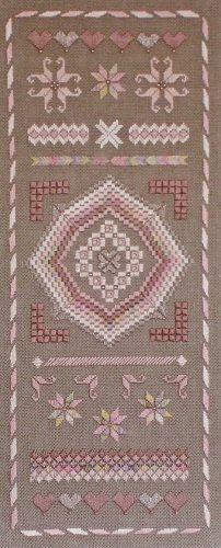 Freda's Fancy Stitching Satin Variations