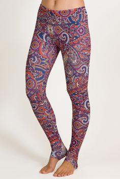 eee813da5f Designer Yoga Clothes for Women. The Grace Yoga Tight
