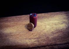 OOAK 1:12 Dolls House Bubbling Potion Jar Handmade By Vanilla Heart    eBay