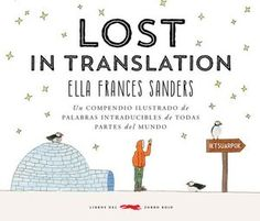 lost in translation · palabras intraducibles de varios idiomas del mundo