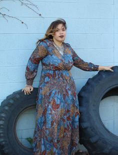 """All things """"Hippie"""" Good Evening Love, Fashion Fashion, Latest Fashion, Perfectly Priscilla Boutique, Plus Size Fashion, All Things, Curves, Blog, Dresses"""