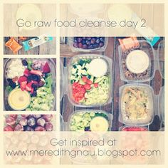 Go Raw Food Cleanse | A Grateful Life