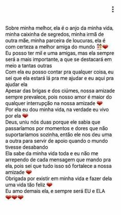 Pin by Rafa Silveira on Textos Cute Relationship Texts, Cute Relationships, Happy Birthday Girl Quotes, Whatsapp Text, Love Text, Love Phrases, Best Friends Forever, Bffs, I Am Awesome