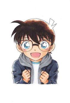 Anime Chibi, Kawaii Anime, Manga Anime, Conan Movie, Detektif Conan, Magic Kaito, Old Anime, Anime Guys, Anime Disney
