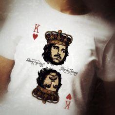Ron de Jeremy Rum T-shirt. King of Hearts graphics. Heart Graphics, Rose Pictures, King Of Hearts, Ron, Graphic Sweatshirt, T Shirt, Beautiful People, Mens Fashion, Sweatshirts