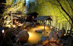 Kurokawa onsen in Japan is arguably one of the best hot springs in all of Japan.