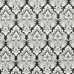 50X84 Damask Custom Designer Curtain Panels by CreativeTouchDecor, $189.95