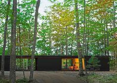 Open cabin inspiration