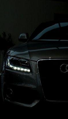 Audi LED lights