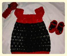 Vestido de 3 a 6 meses