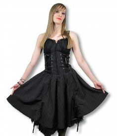 175a702c6da Maybe a red sash or bow or something  Gothic