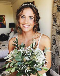 #bridalmakeup Hippy Chic, Bridal Make Up, Camisole Top, Tank Tops, Dresses, Women, Fashion, Boyfriends, Daytime Wedding