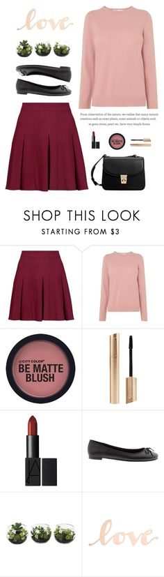 """Happy St. Stephen's Day! ♥"" by irish-eyes-were-smiling ❤ liked on Polyvore featuring Alice + Olivia, Banana Republic, Primitives By Kathy, MANGO, Pink and beoriginal"