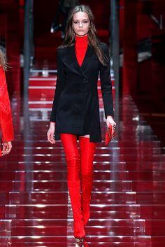 Versace   Otoño-invierno 2015 Milán   Vogue