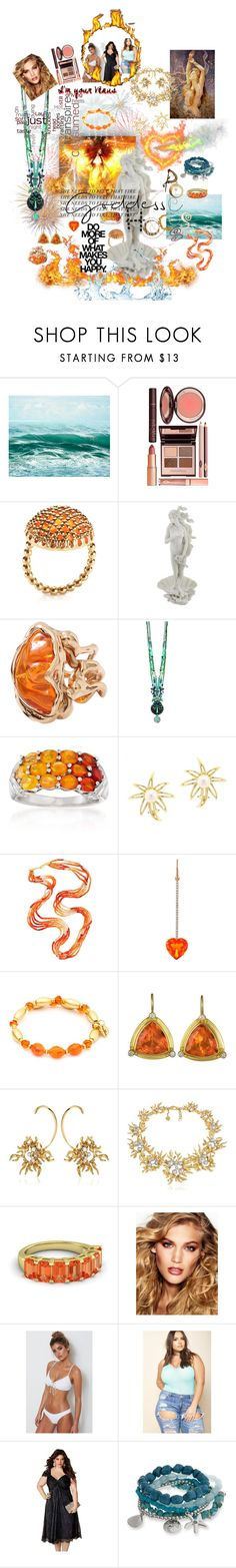 """I'm your venus, I'm your fire, your desire"" by caroline-buster-brown ❤ liked on Polyvore featuring beauty, Charlotte Tilbury, Géraldine Valluet, Lucifer Vir Honestus, Ayala Bar, Ross-Simons, Tiffany & Co., Irene Neuwirth, Chrysalis and Schield Collection"