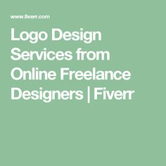 Get your custom logo design. Hire a freelance logo designer expert services and get your logo project done and delivered remotely online Logo Design Services, Custom Logo Design, Custom Logos, Online Logo, Professional Logo Design, Build Your Brand, Freelance Designer, Logo Maker, Creative Logo