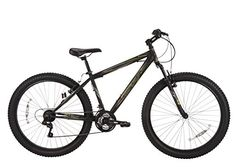 "Huffy Bicycle Company Men's Vantage 3.0 Mountain Bike, Satin Pure Black, 27.5""/Medium - http://mountain-bike-review.net/products-recommended-accessories/huffy-bicycle-company-mens-vantage-3-0-mountain-bike-satin-pure-black-27-5medium/ #mountainbike #mountain biking"