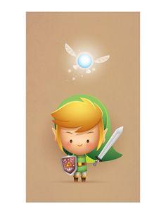 Zelda by Jerrod Maruyama