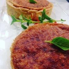 Nutra Saúde na Cozinha: Tortinha fit palmito cremosa