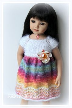 New outfit for Lourdes | R&M DOLLFASHION