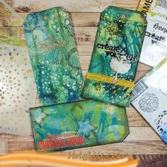 In this video, HolyLise is sharing a few monoprinting techniques using a Gl Press and Visible Image mixed media stencils and stamps. True Colors, Colours, Image Mix, Tim Holtz Dies, 2017 Inspiration, Gelli Printing, Art Tutorials, The Dreamers, Crafty