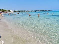 Spiaggia Fontane Bianche a Siracusa - Fontane Bianche Beach to Syracuse