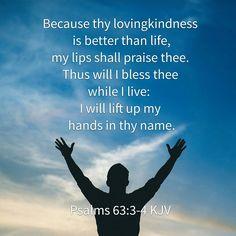 Psalms 63:3-4
