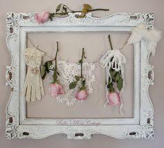 Bella's Rose Cottage: A Shabby Frame...