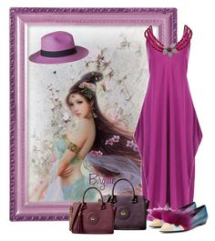 """""""I Love This Colors!"""" by ragnhild-bergan ❤ liked on Polyvore featuring Fendi, colors, art and Fereti"""