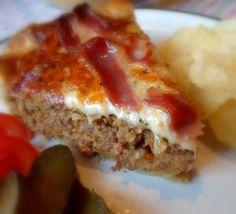Bacon Cheeseburger Pie!!