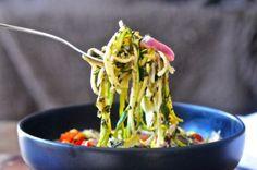 Greek Zucchini Pasta
