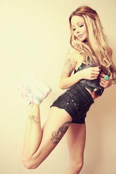 Tattoos for Girls | More tattoos at igotinked.com