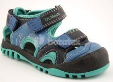 Zvětšit Detské sandále Dr.Monte-gren/blue