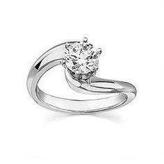Engagement Ring, Round Shape