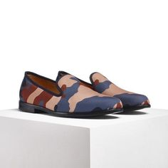 b952cfb0e7a Urban Camo - Duke  amp  Dexter - Men s Luxury Loafers - Men s Slippers Camo  Shoes