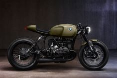 Diamond Atelier Mark II Series BMW custom motorcycle.