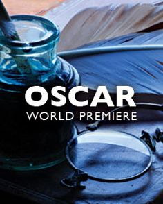 Oscar: a new opera about Oscar Wilde, Walt Whitman