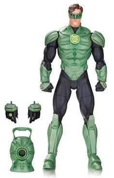 DC Comics Designer Action Figure Green Lantern by Lee Bermejo