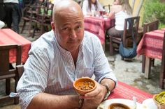 Why 'Bizarre Foods' Andrew Zimmern Will Eat Almost Anything, But Won't Eat Walnuts
