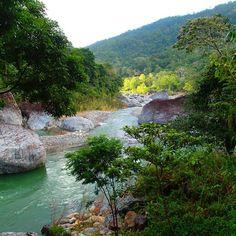 Rio Cangrejal, La Ceiba, Honduras