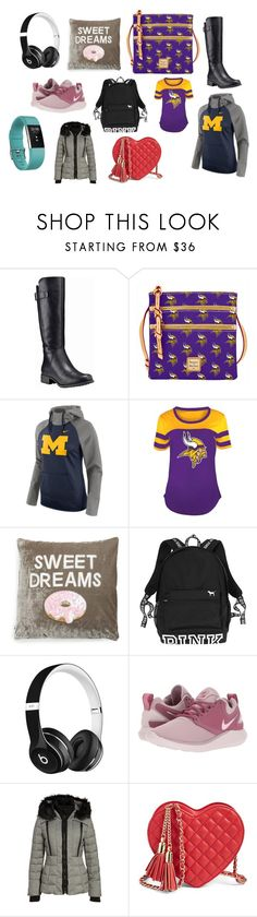 """""""Happy Birthday to me"""" by paige05campbell on Polyvore featuring interior, interiors, interior design, home, home decor, interior decorating, Timberland, Dooney & Bourke, NIKE and 5th & Ocean"""
