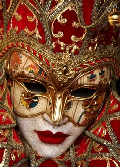 Máscara de Veneza-3