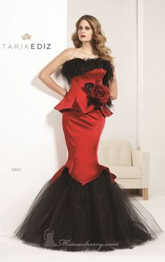 Tarik Ediz 92011 Dress - MissesDressy.com