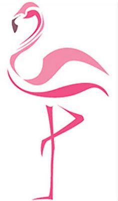 Resultado de imagem para flamingo Flamingo Color, Flamingo Art, Pink Flamingos, Silhouette Portrait, Silhouette Art, Art Et Illustration, Stained Glass Patterns, Glass Birds, Cricut Creations