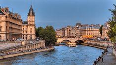 Seine  #Paris #City #Storstad #Stad #Huvudstad #France #Franktike #Europe #Travel #Europa #Resa #Resmål #River #Seine #Flod