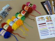 Ideas and Inspirations: Crankin' Out Crafts Episode 82 - Lei Making Supplies