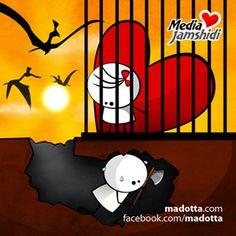 Madotta love: Prisoner by MediaJamshidi