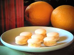 Narancsos macaron