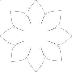 moldes de floress - Pesquisa do Google: